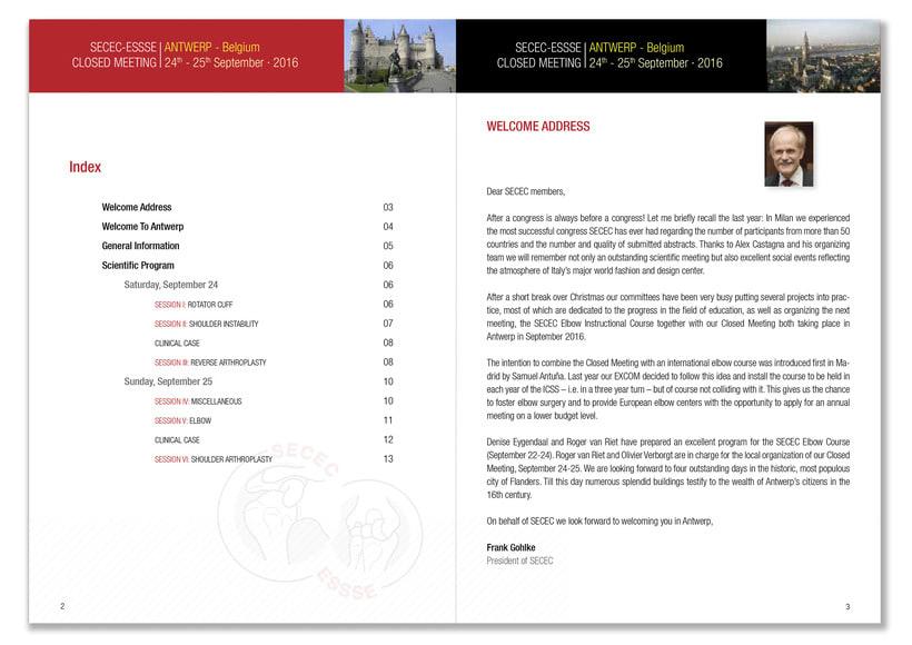 Secec-Essse Closed Meeting 2