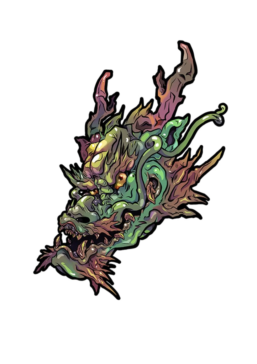 Asian Dragon -1