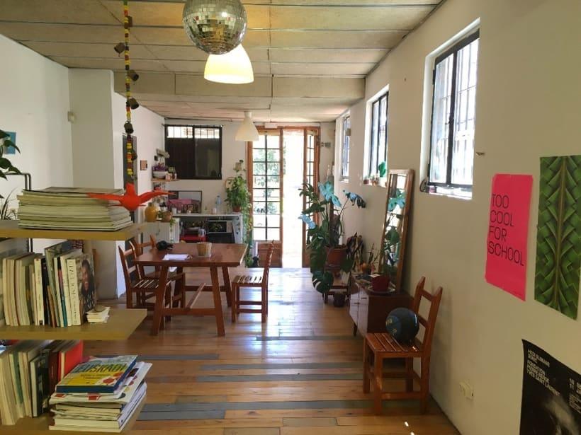 Alquilamos la mitad de nuestra oficina en Barcelona 1
