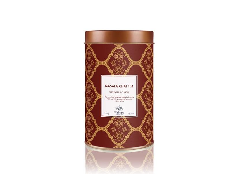 Packaging Whittard Tea 0