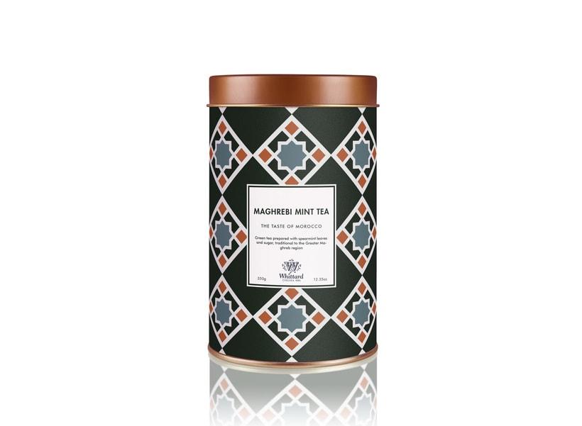 Packaging Whittard Tea 1