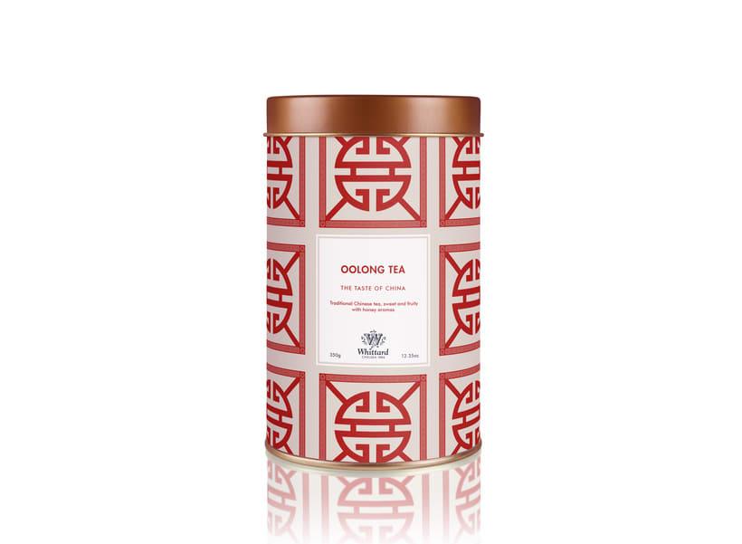 Packaging Whittard Tea 2