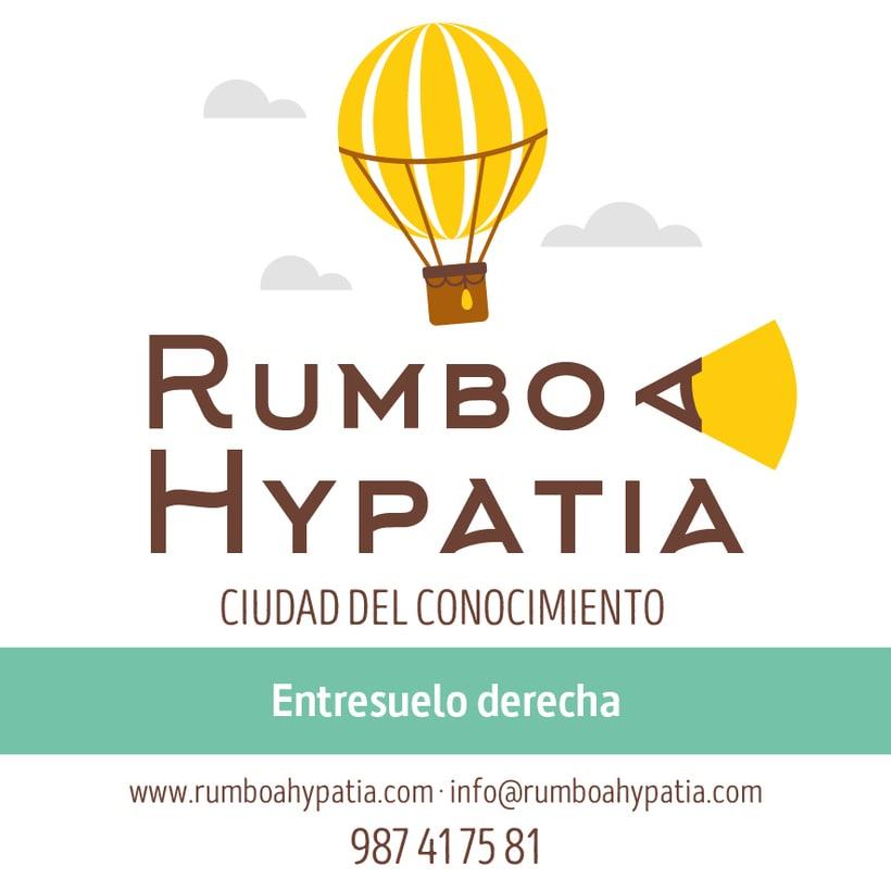 Rumbo a Hypatia 5