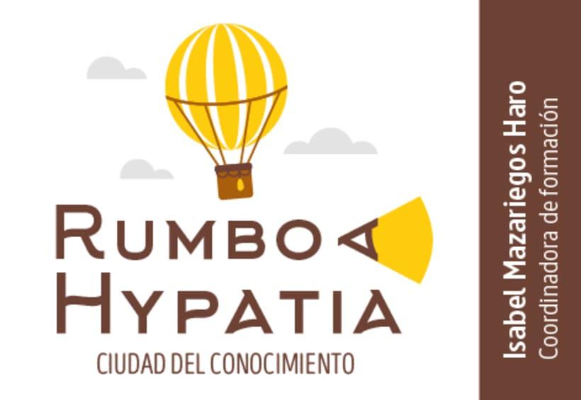Rumbo a Hypatia 9
