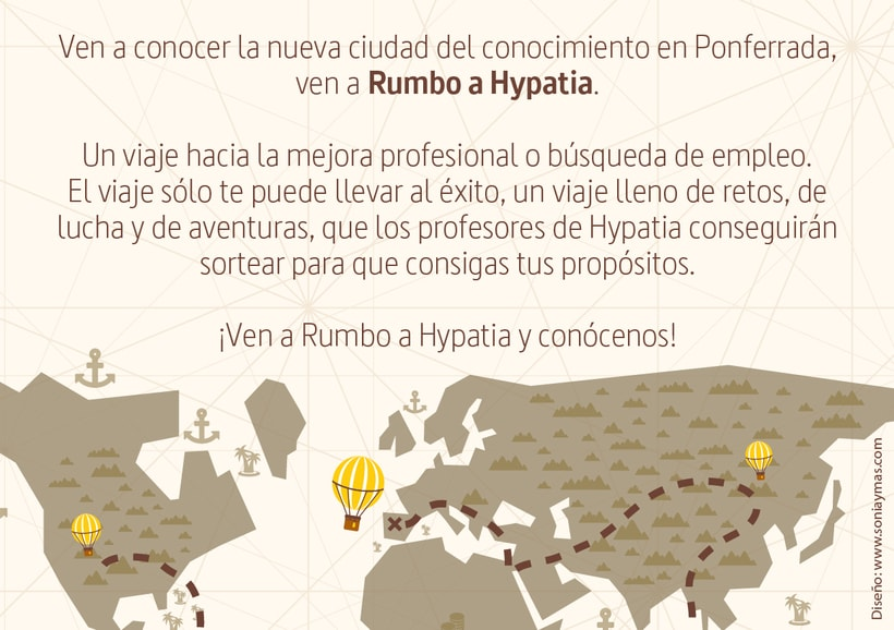 Rumbo a Hypatia 12