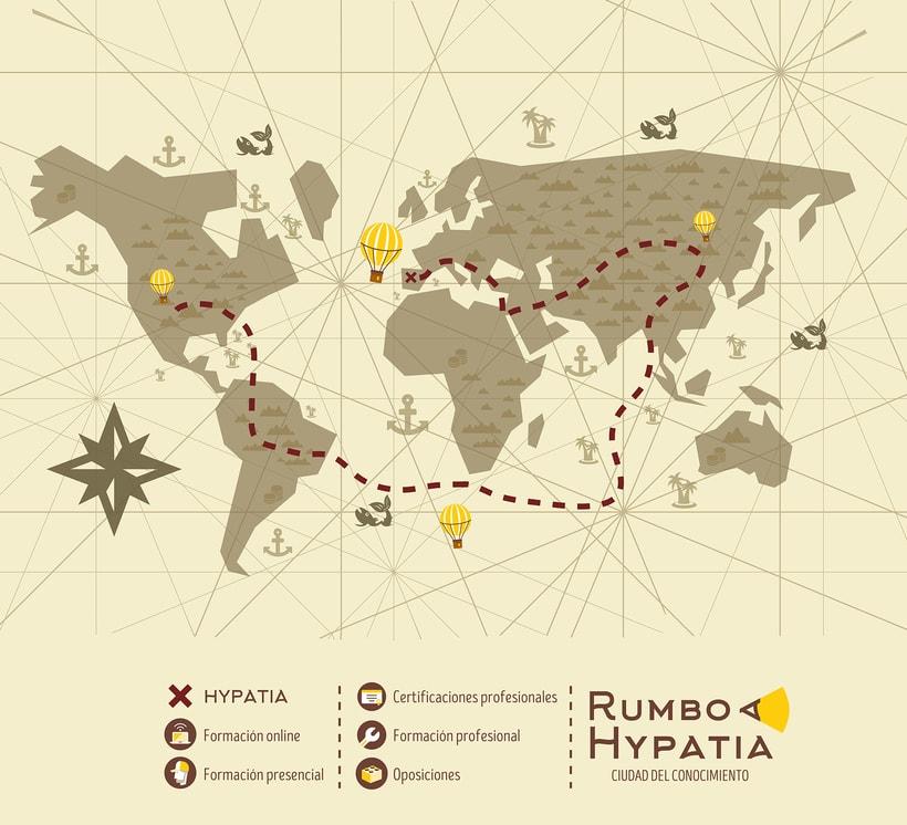 Rumbo a Hypatia 15