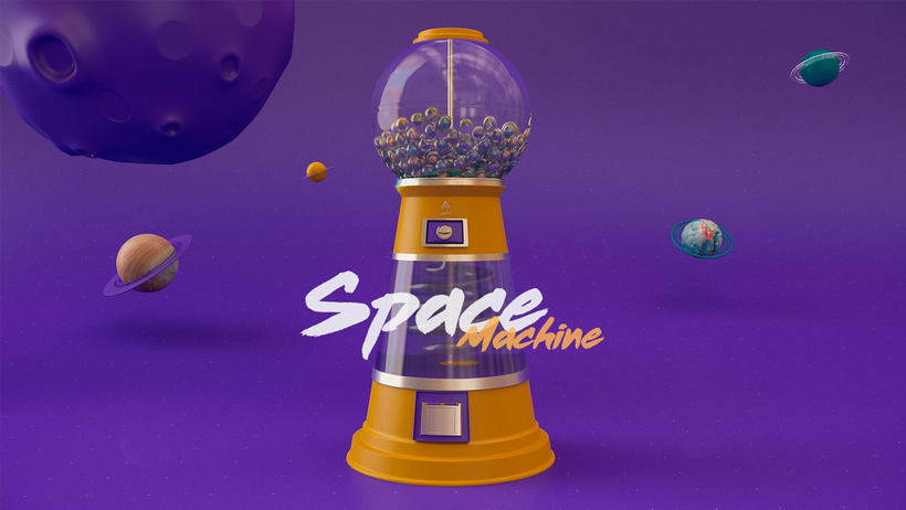 SpaceMachine 0