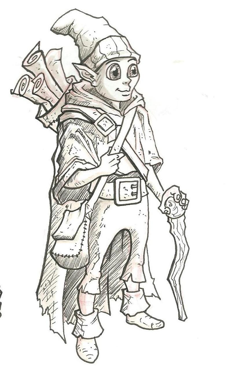 Sketch -1
