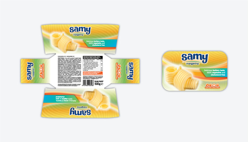 SAMY - Branding & Packaging 2