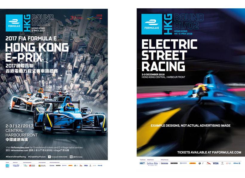FIA Formula E  5