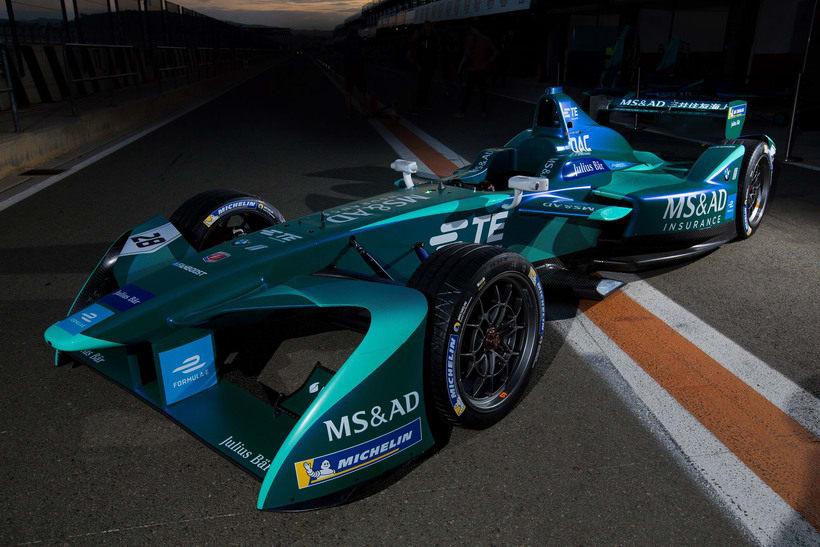 FIA Formula E  6