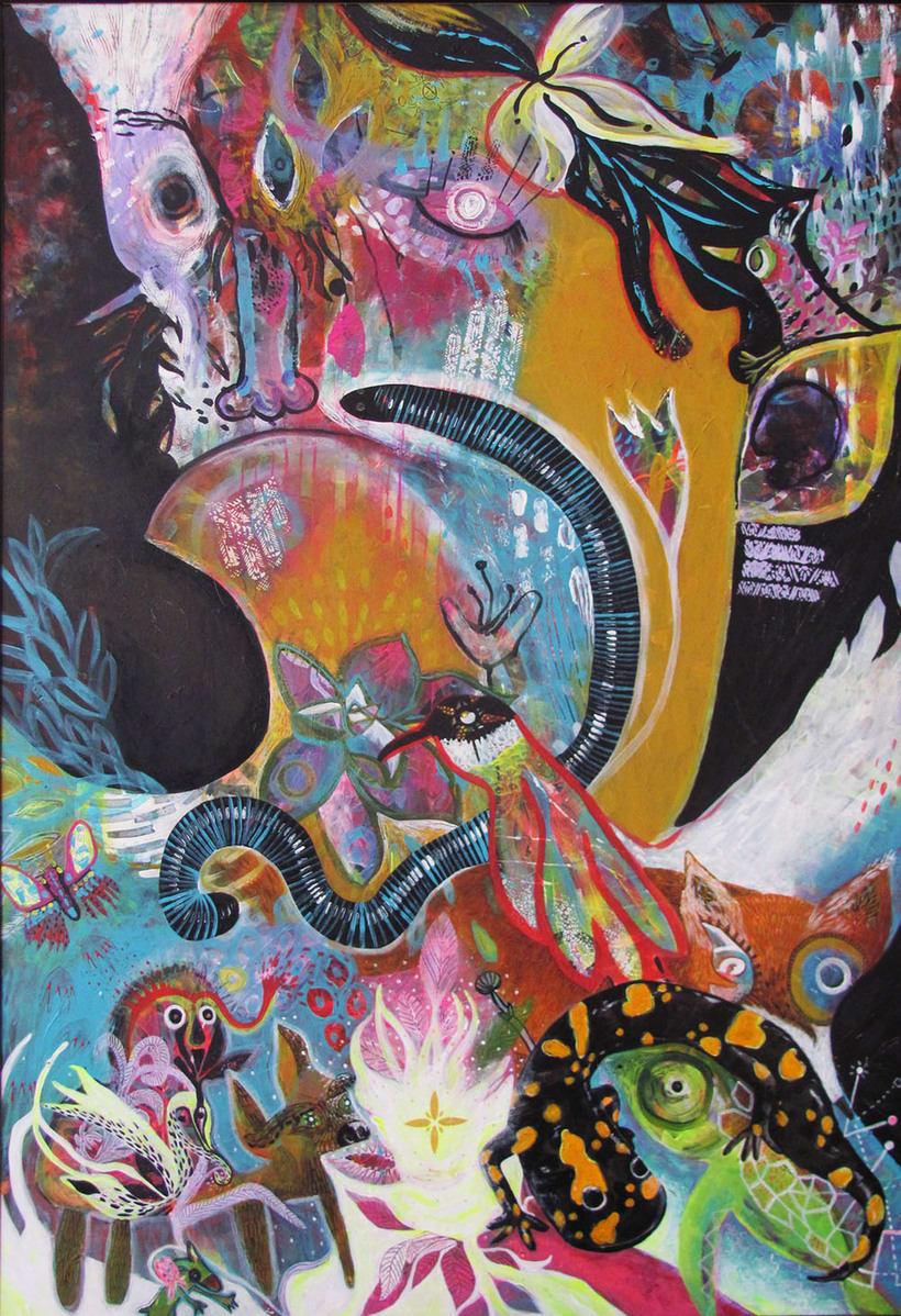Pintura Chamánica 3