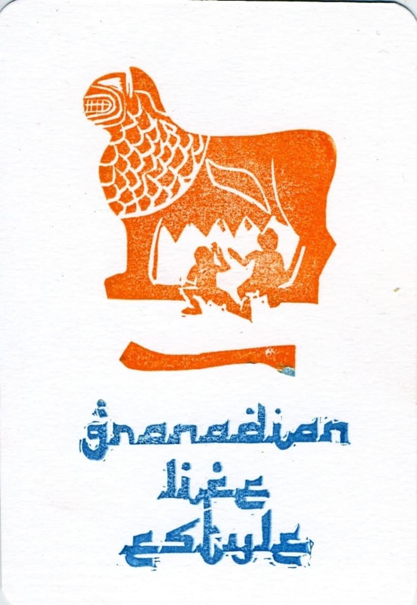 Granatensis Untypical Souvenir 8