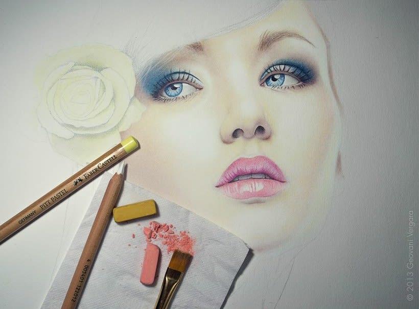 Ilustracion técnica pastel -1