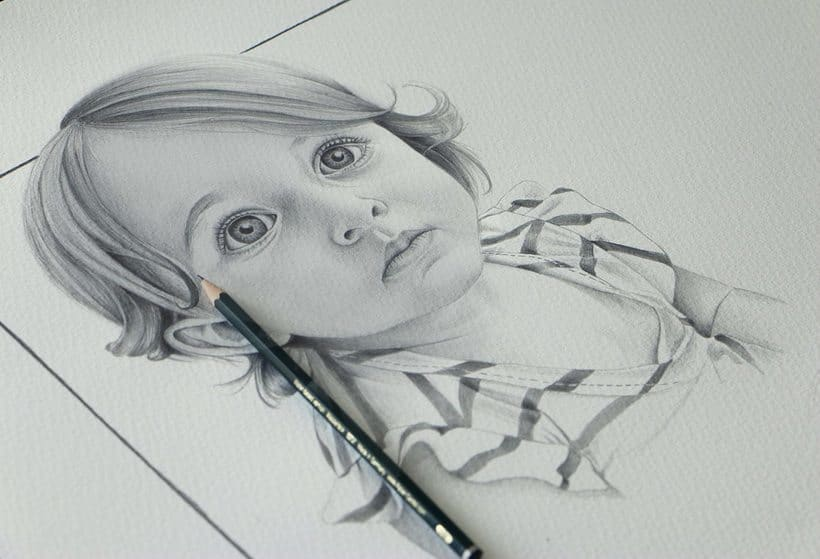 Ilsutración lápiz 1