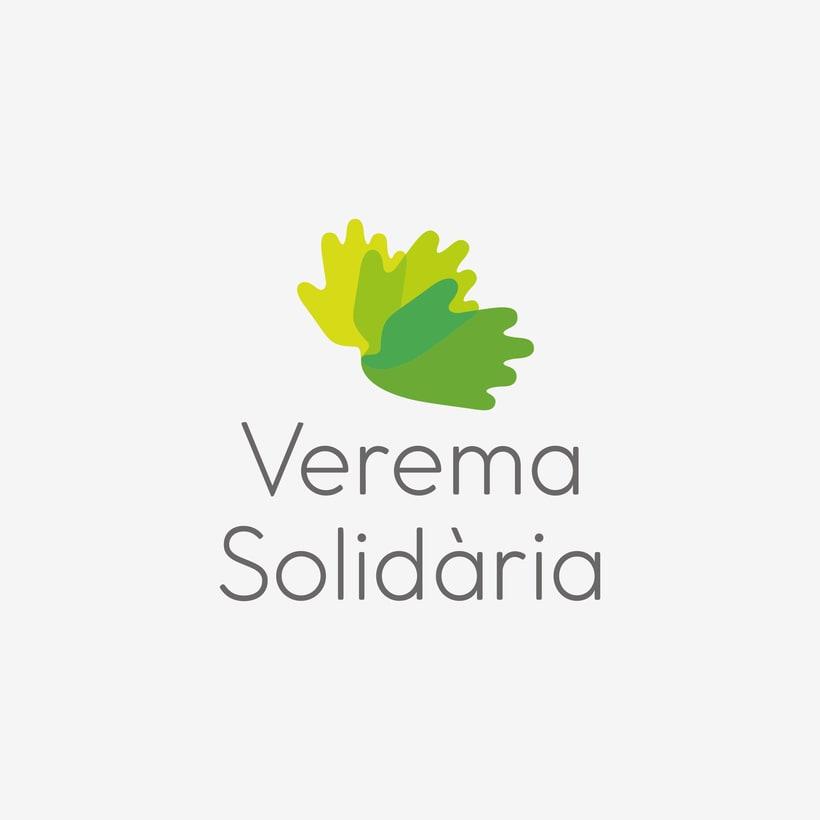 Verema Solidària - Identitat Corporativa 1