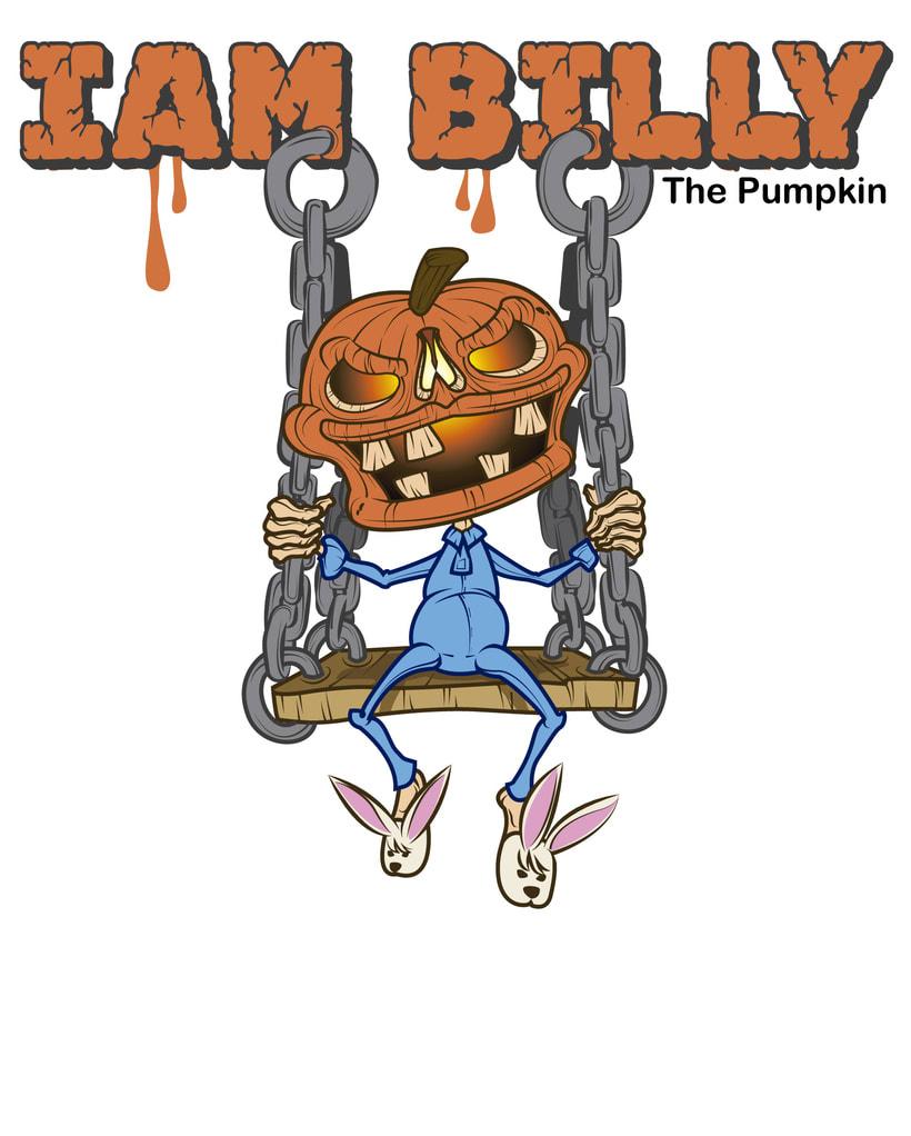 I'am Billy (the pumpkin) 2