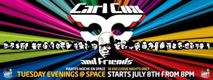 Carl Cox . Space Ibiza -1