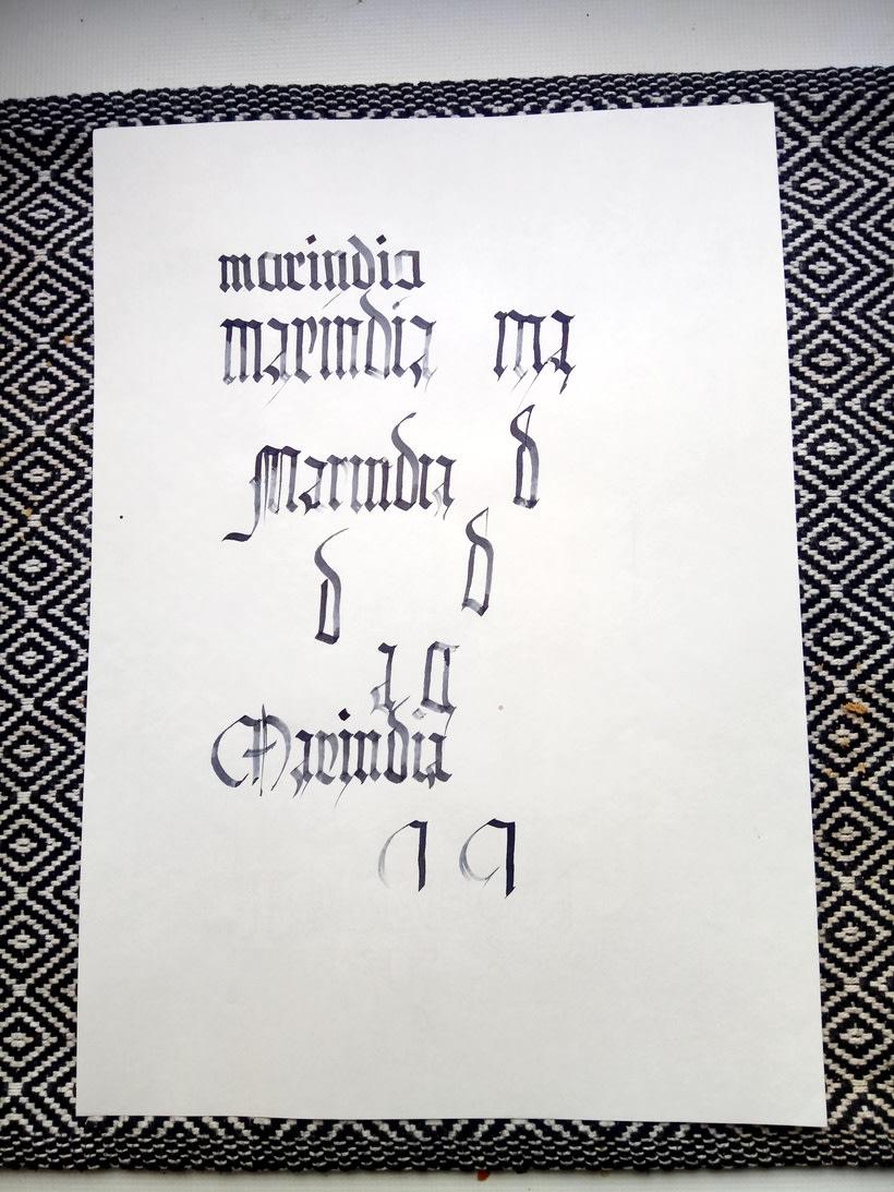 Marindia - mi proyecto de góticas potentes 0