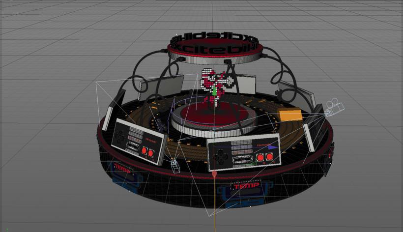Mi Proyecto del curso: Prototipado y visualizaciones de producto en Cinema 4D 4