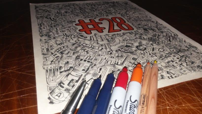 Doodle 28 -1