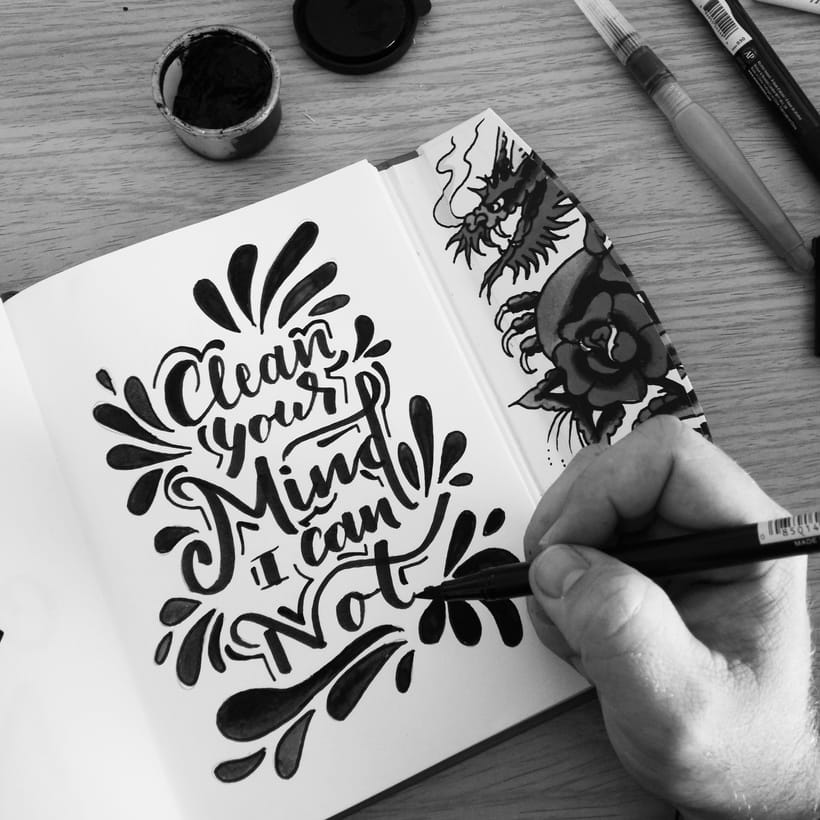 Hand Lettering 7