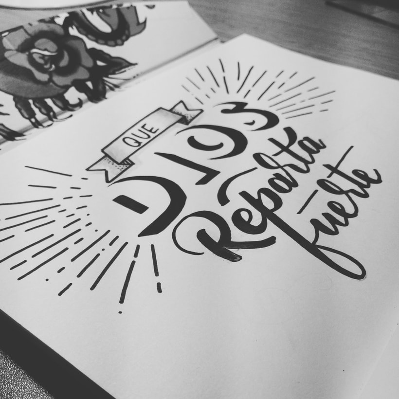 Hand Lettering 9