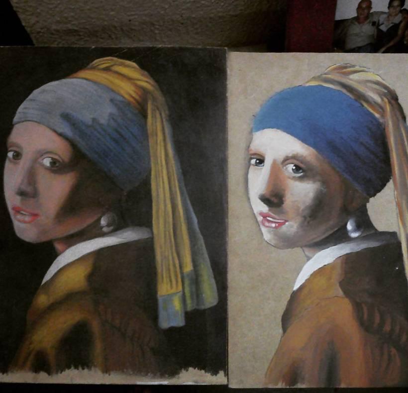 Pinturas! (estudios) 3