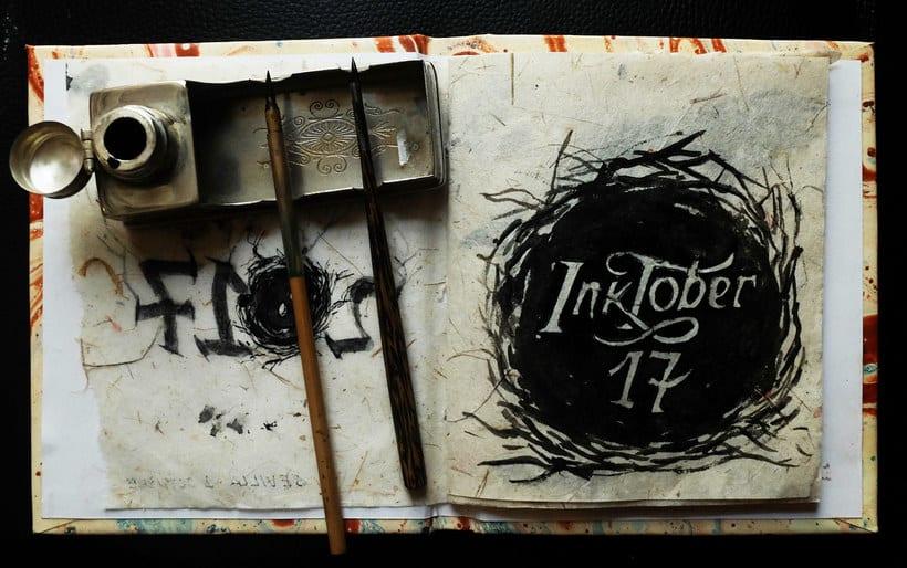 Inktober: un octubre cargado de tinta 1