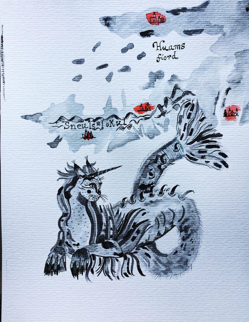 Inktober: un octubre cargado de tinta 13