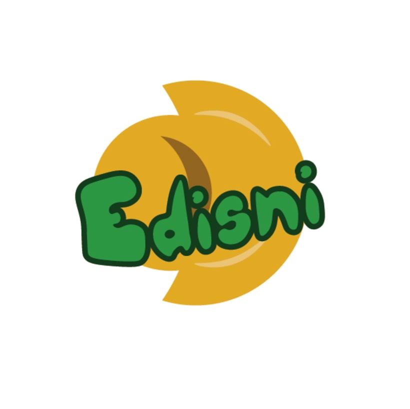 Logotipo Edisni 0