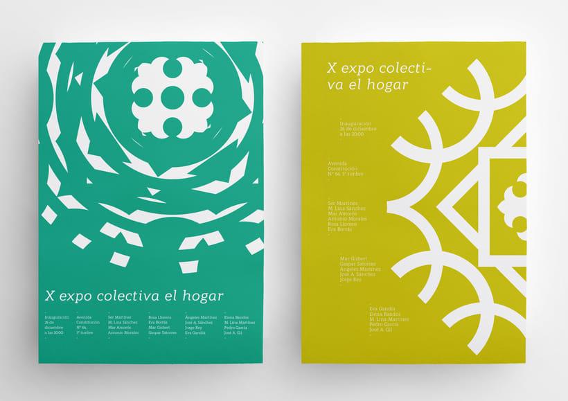 X Expo colectiva El Hogar 4