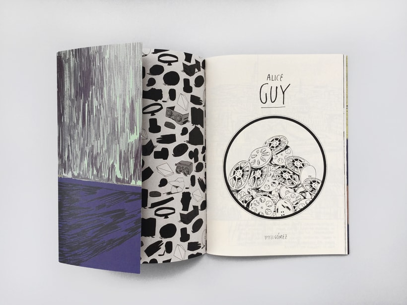 Hijas de Alice Guy · BIOPIC - Fanzine 2