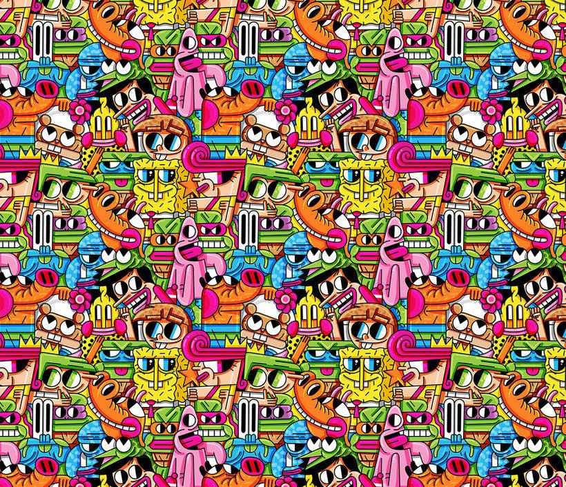 El loco mundo del pattern design 11