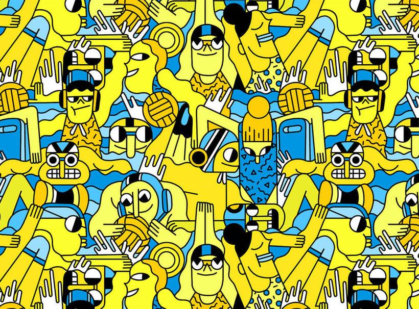 El loco mundo del pattern design 14