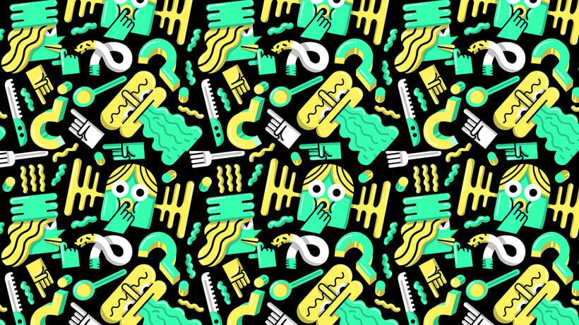 El loco mundo del pattern design 16