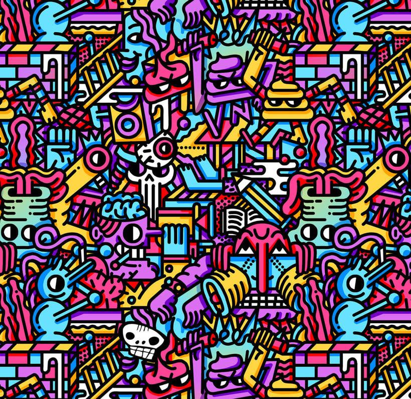 El loco mundo del pattern design 18