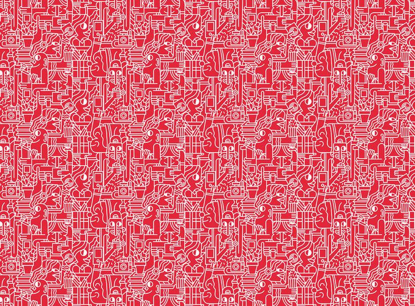 El loco mundo del pattern design 19
