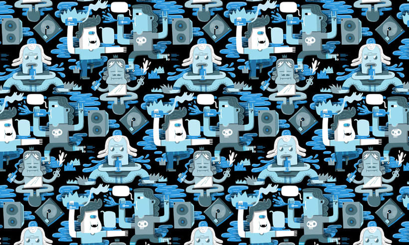 El loco mundo del pattern design 21