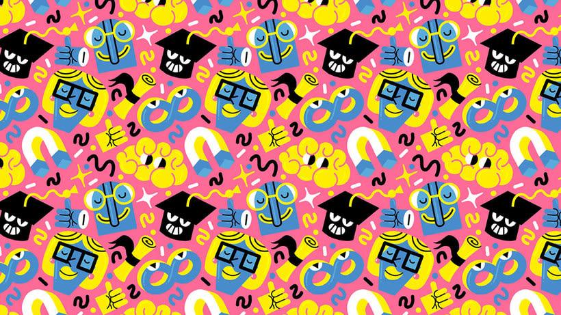 El loco mundo del pattern design 24
