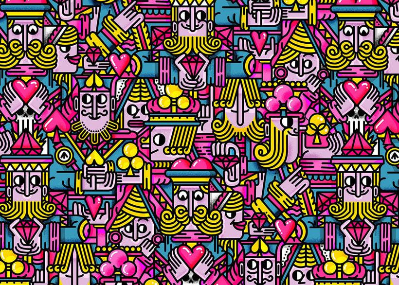 El loco mundo del pattern design 26