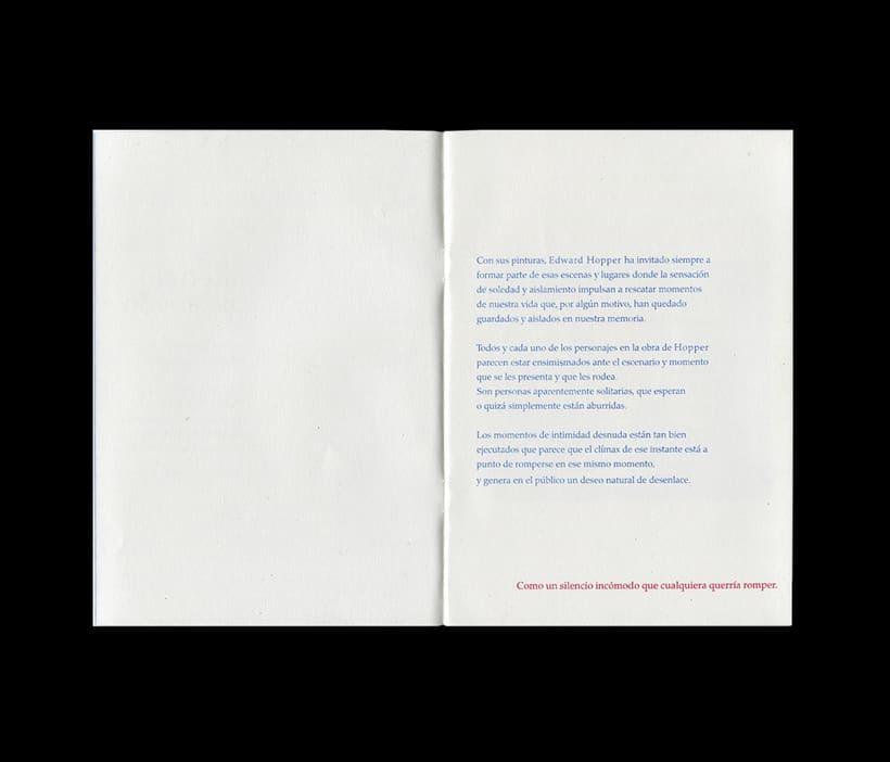 Silencio Incómodo - Edward Hopper 2