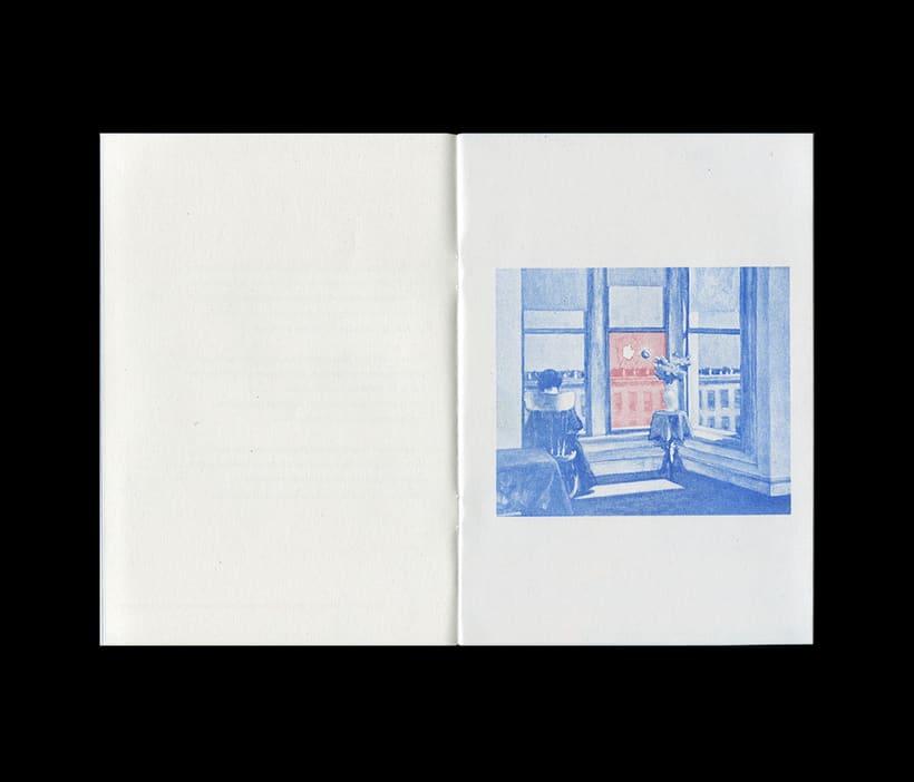 Silencio Incómodo - Edward Hopper 3