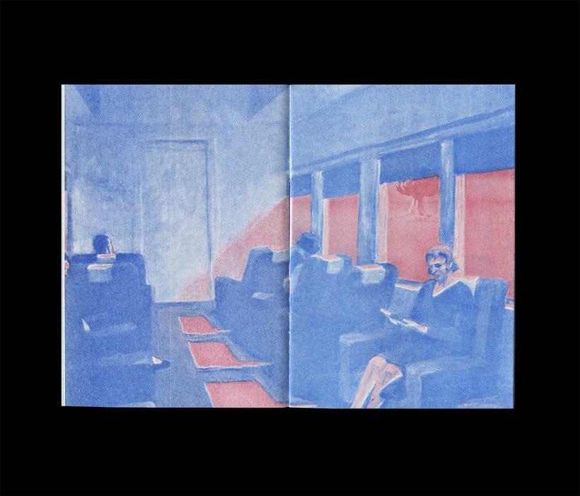 Silencio Incómodo - Edward Hopper 4