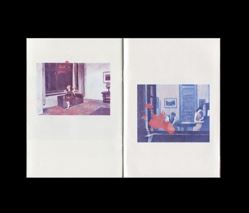 Silencio Incómodo - Edward Hopper 7
