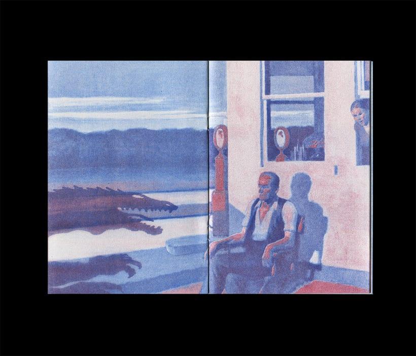 Silencio Incómodo - Edward Hopper 8