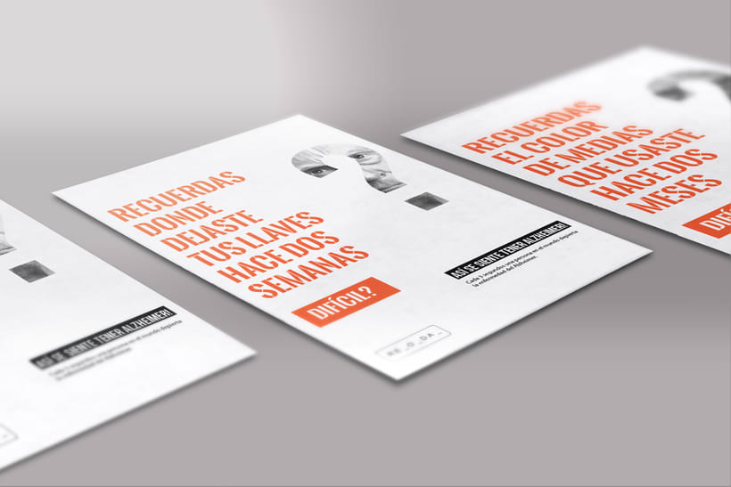 Campaña Gráfica Social RECORDAR 3