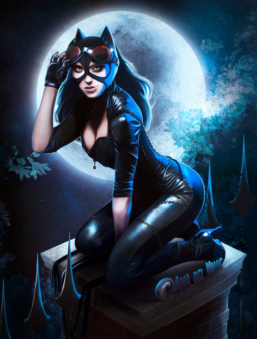 Catwoman 0