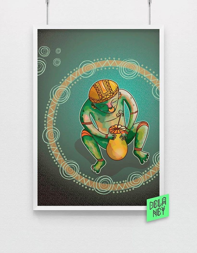 Iconografía del Arte Quimbaya 2