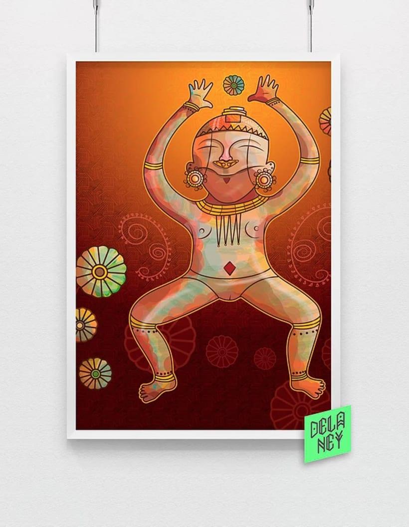 Iconografía del Arte Quimbaya 3